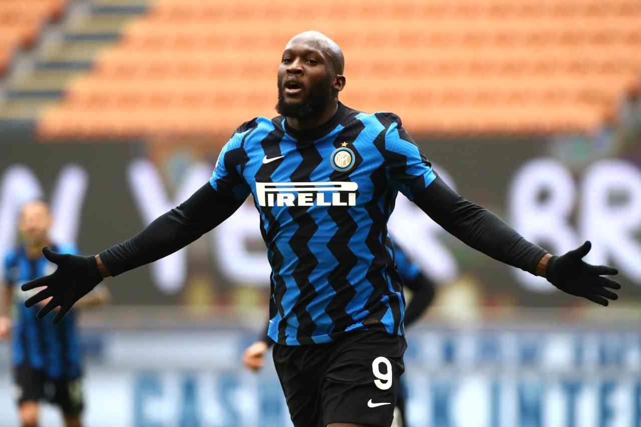 Inter Lukaku Raspadori Scamacca Petagna Caicedo