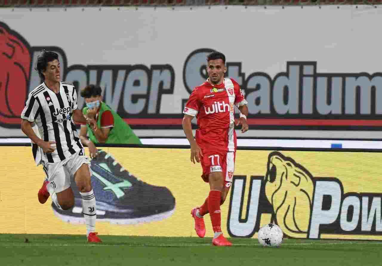 Monza Juventus Trofeo Belusconi tabellino