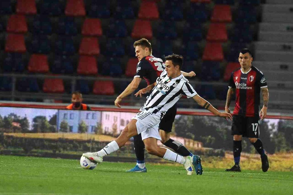 Calciomercato Juventus, Dybala