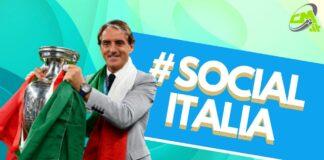 CMIT TV   Italia vincente a Euro 2020: tutti i numeri social