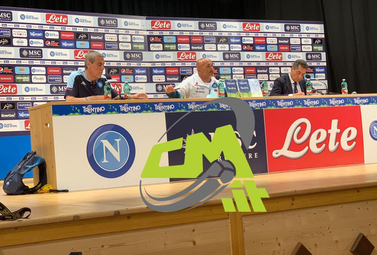 """Calciomercato Napoli, Spalletti su Koulibaly e Insigne   """"Mi incateno!"""""""
