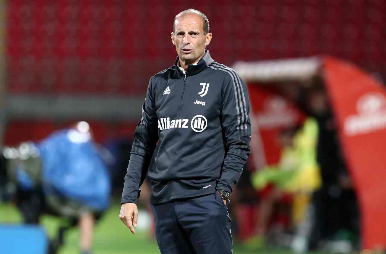 Calciomercato Juventus, la svolta di Allegri e Locatelli a centrocampo