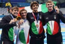 Olimpiadi, bronzo nella 4X100 mista | Super l'Italia del nuoto