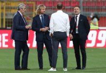 Juventus Kaio Ramsey Pjanic