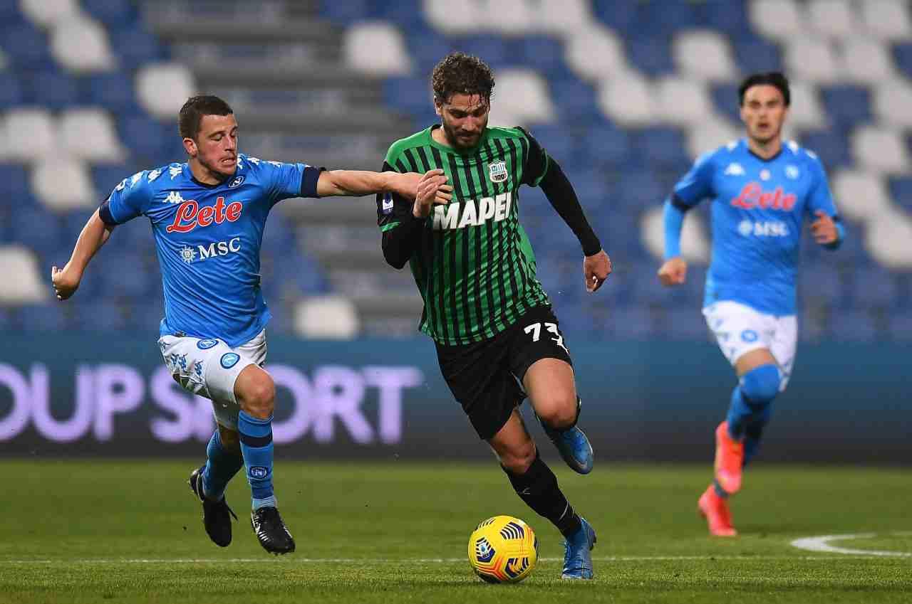 Sassuolo Juventus Locatelli