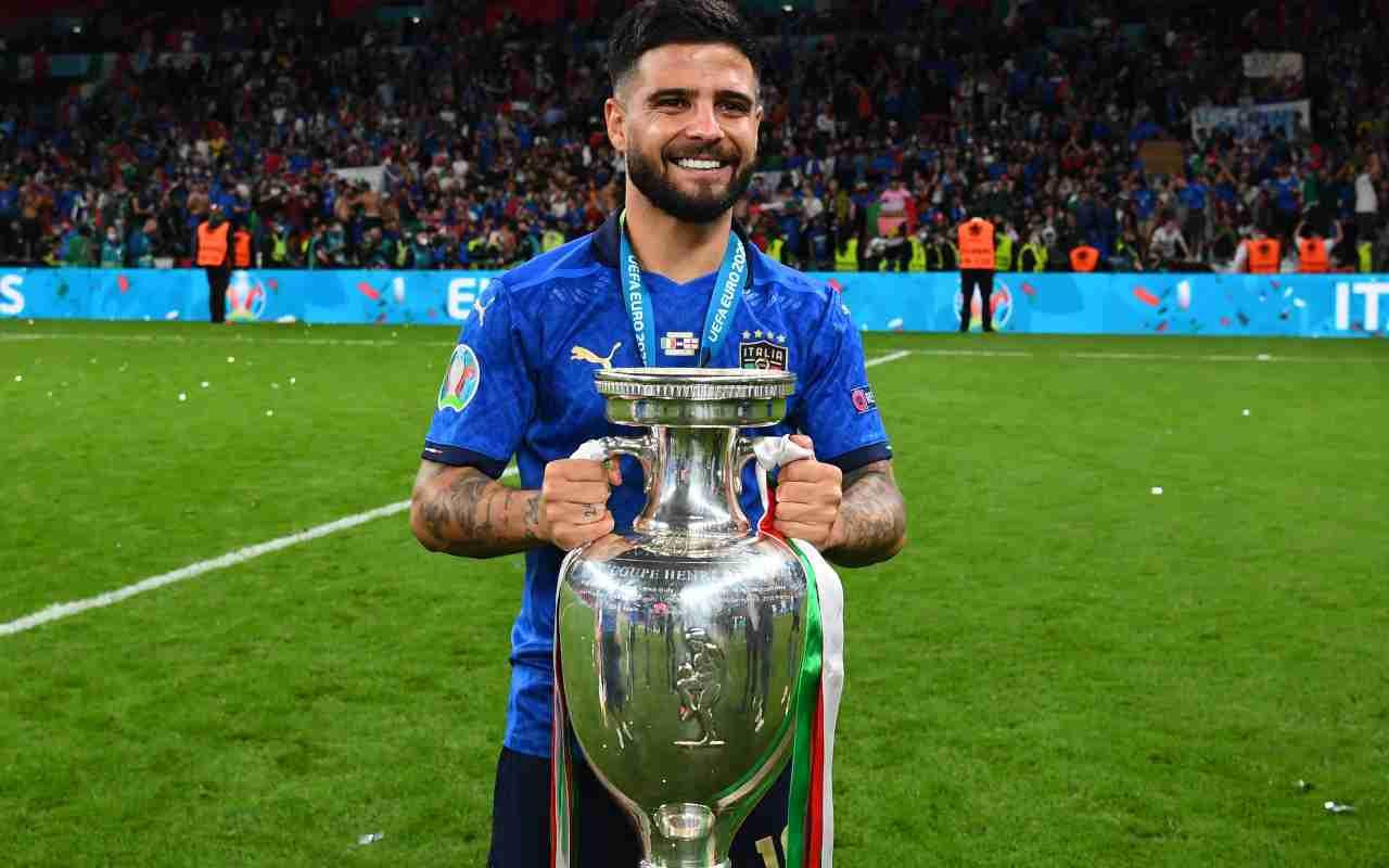 Calciomercato Napoli, non solo l'Inter: due club esteri su Insigne