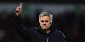 Mourinho Roma Delaney Xhaka Borussia Dortmund