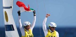 Olimpiadi, trionfo Italia nella vela | Oro e prima volta nella storia