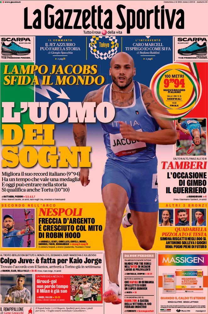 La Gazzetta dello Sport,