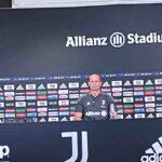 Juventus-Milan, Allegri in conferenza stampa
