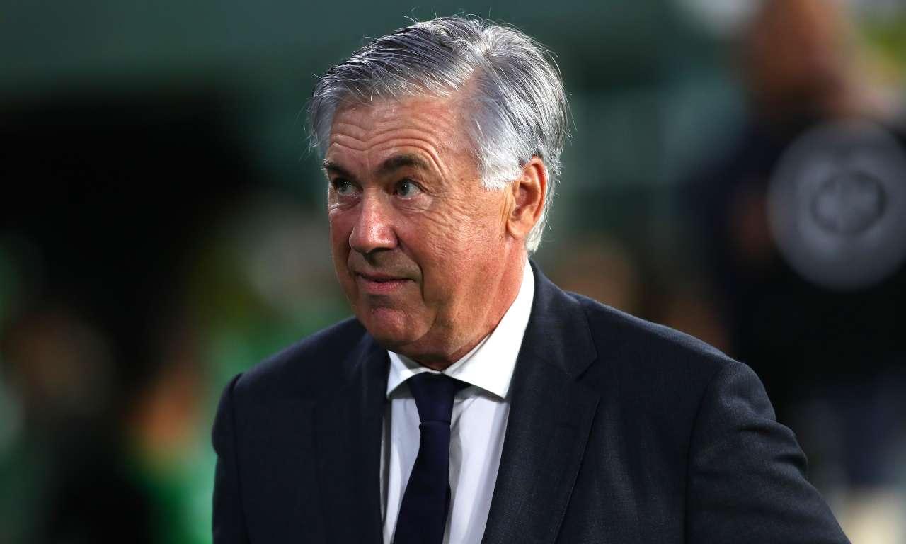 """Ancelotti avverte l'Inter per domani: """"Vogliamo controllare la partita"""""""