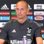 Conferenza Allegri: le dichiarazioni del tecnico alla vigilia di Napoli Juve