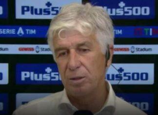 """Gasperini restringe la lotta scudetto: """"Queste tre squadre davanti a tutte"""""""