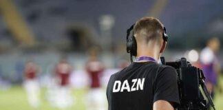 Blackout DAZN, l'annuncio ufficiale che infiamma i social