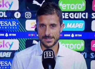 """Sassuolo-Torino, niente alibi per Dionisi: """"Faccio mea culpa"""""""