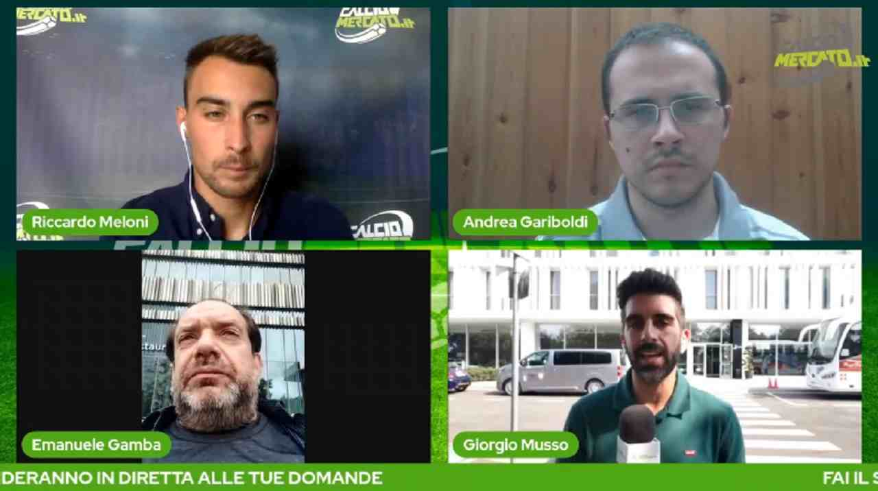 Emanuele Gamba a CMIT TV: da Dybala a Szczesny ed Allegri