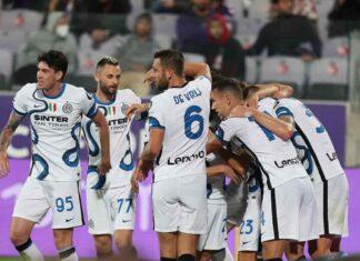Serie A risultati classifica fiorentina inter sassuolo atalanta