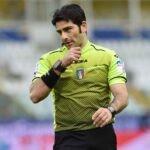 Inter-Atalanta, Milan, Juventus: le designazioni arbitrali della sesta giornata