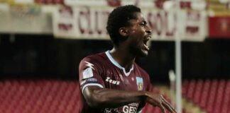Caso risolto: Cedric Gondo è un nuovo giocatore della Salernitana