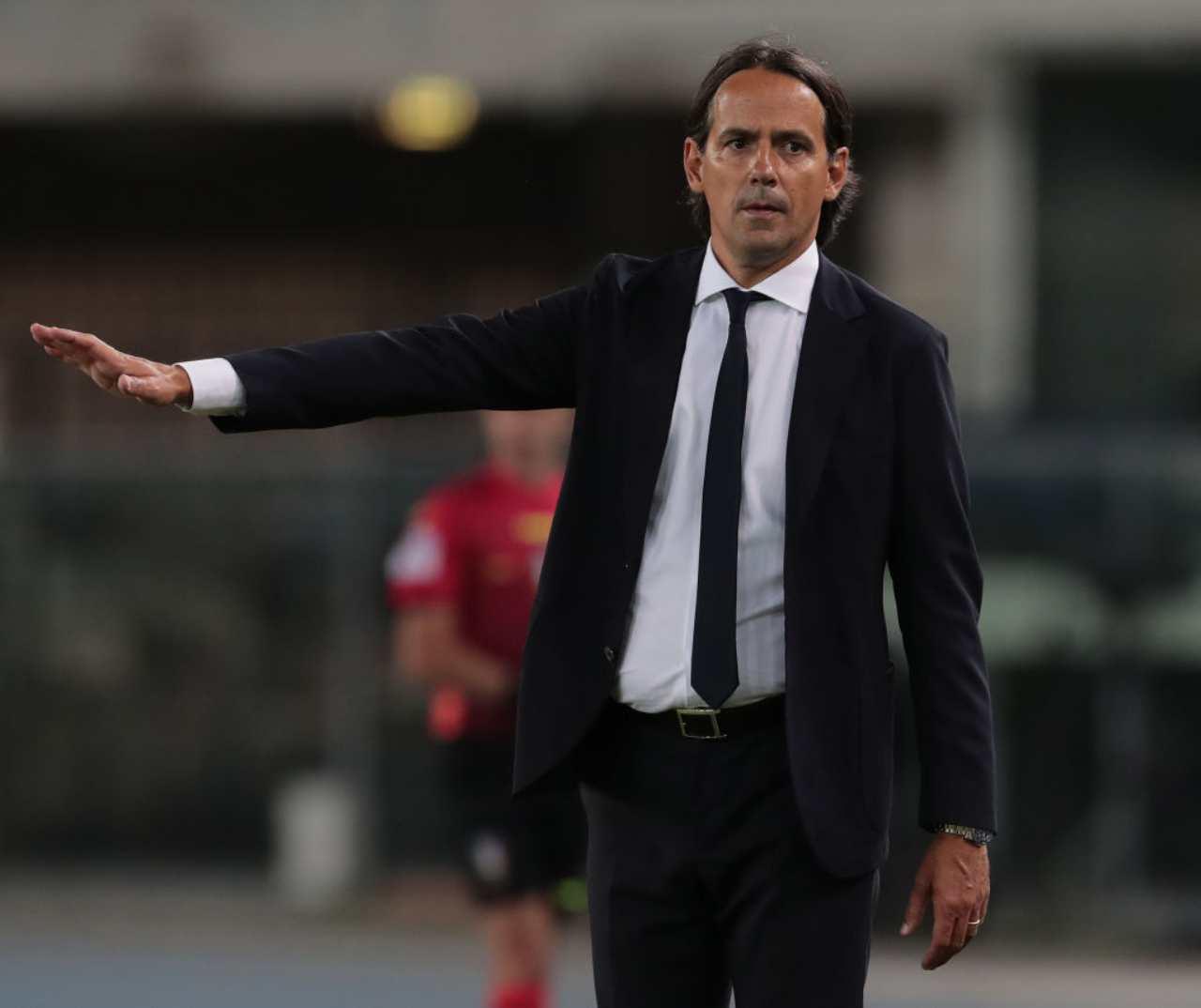 Inzaghi esclude l'attaccante: fuori per scelta tecnica
