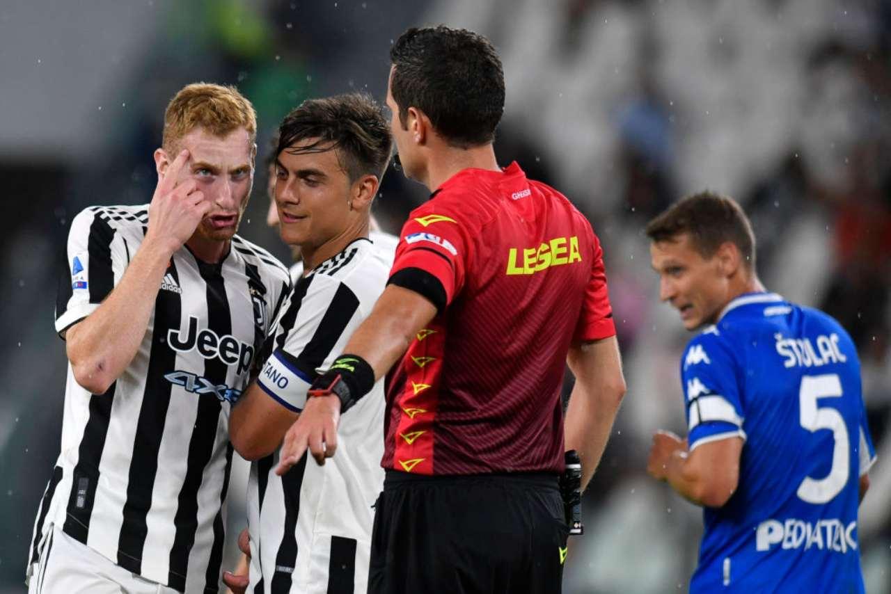 Juventus, Kulusevski verso l'addio