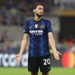 Inter, delude Calhanoglu