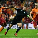 Galatasaray-Lazio Immobile