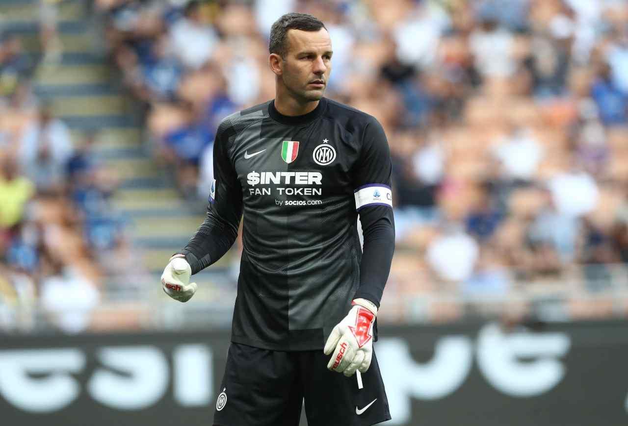 Sampdoria-Inter, forti critiche per Handanovic e Dzeko dopo la prestazione odierna