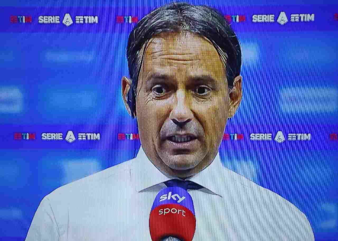 Il rammarico di Inzaghi dopo il pari dell'Inter. Triplo annuncio sugli infortuni