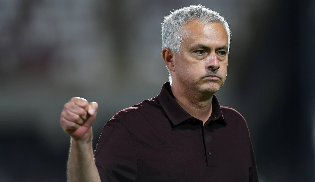 Mourinho, allenatore della Roma