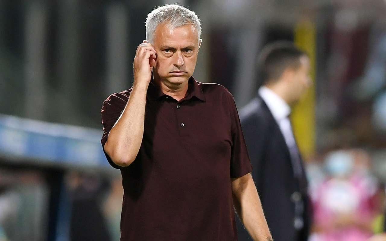 Mourinho in ansia: aggiornamento della Roma sull'infortunio in nazionale