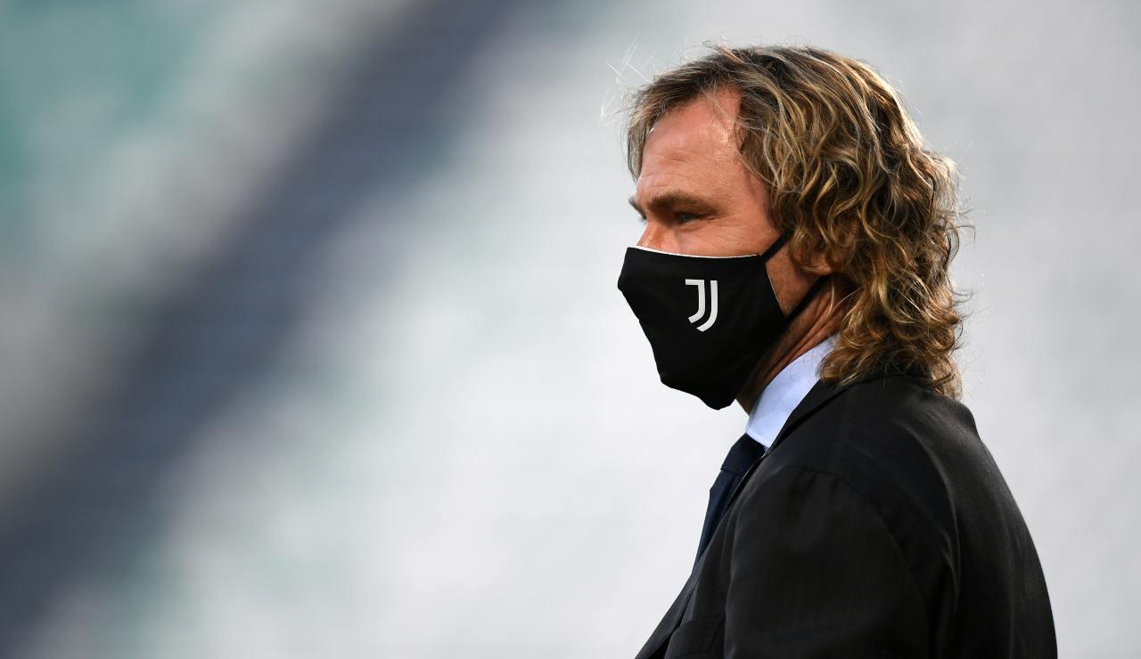 Nedved, vicepresidente Juventus