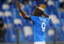 Europa League, Napoli-Legia Varsavia 2-0: ancora Insigne e Osimhen