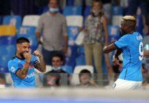 Serie A, Napoli-Cagliari