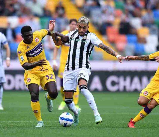Diretta Udinese-Fiorentina