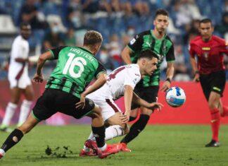Sassuolo-Torino, risultato e cronaca