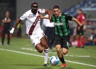Sassuolo-Torino tifosi contro Dazn