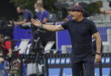 Sinisa Mihajlovic dopo Bologna-Genoa