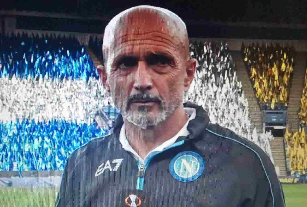 """Leicester-Napoli, Spalletti: """"L'impatto sarà forte, servirà qualità"""""""