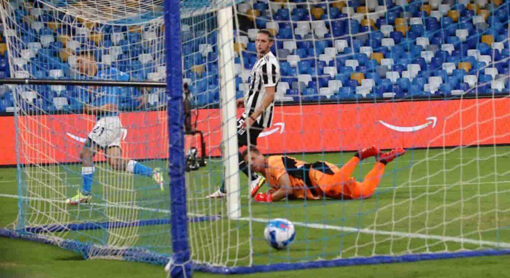 Szczesny Napoli-Juve