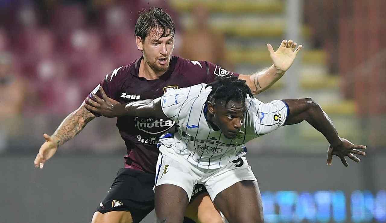 Serie A, Salernitana-Atalanta 0-1: Zapata riporta il sorriso a Gasperini