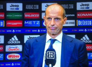 Pareggio indigesto per la Juventus: Allegri attacca la squadra