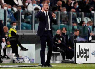 """Il """"messaggio forte"""" di Allegri e della Juventus: spediti in panchina"""