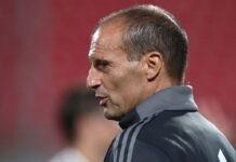 Allegri, la lista per la nuova Juventus