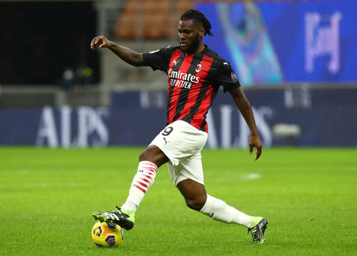 Il Milan trema per Kessie: addio a zero al PSG