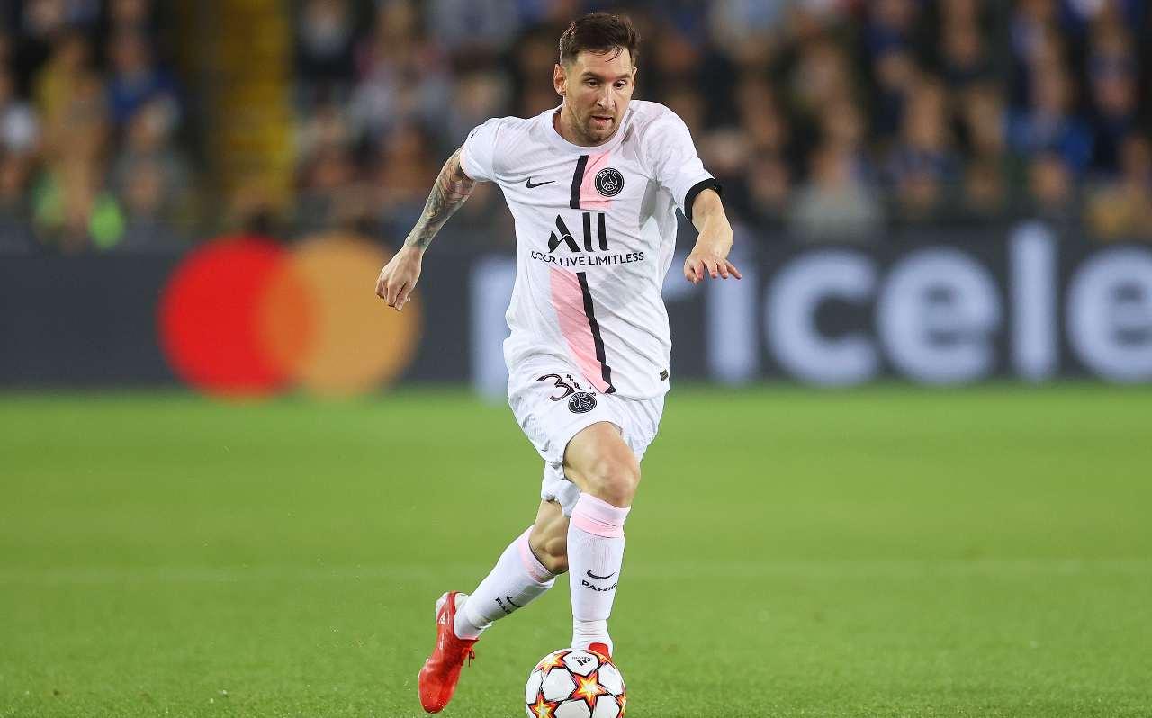 Messi fa un assist alla Juve, il gesto che fa sognare i bianconeri