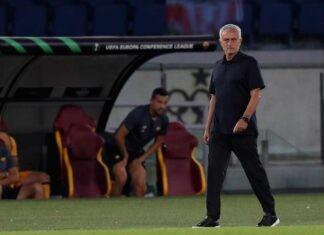 Roma Mourinho Pellegrini arbitro Udinese