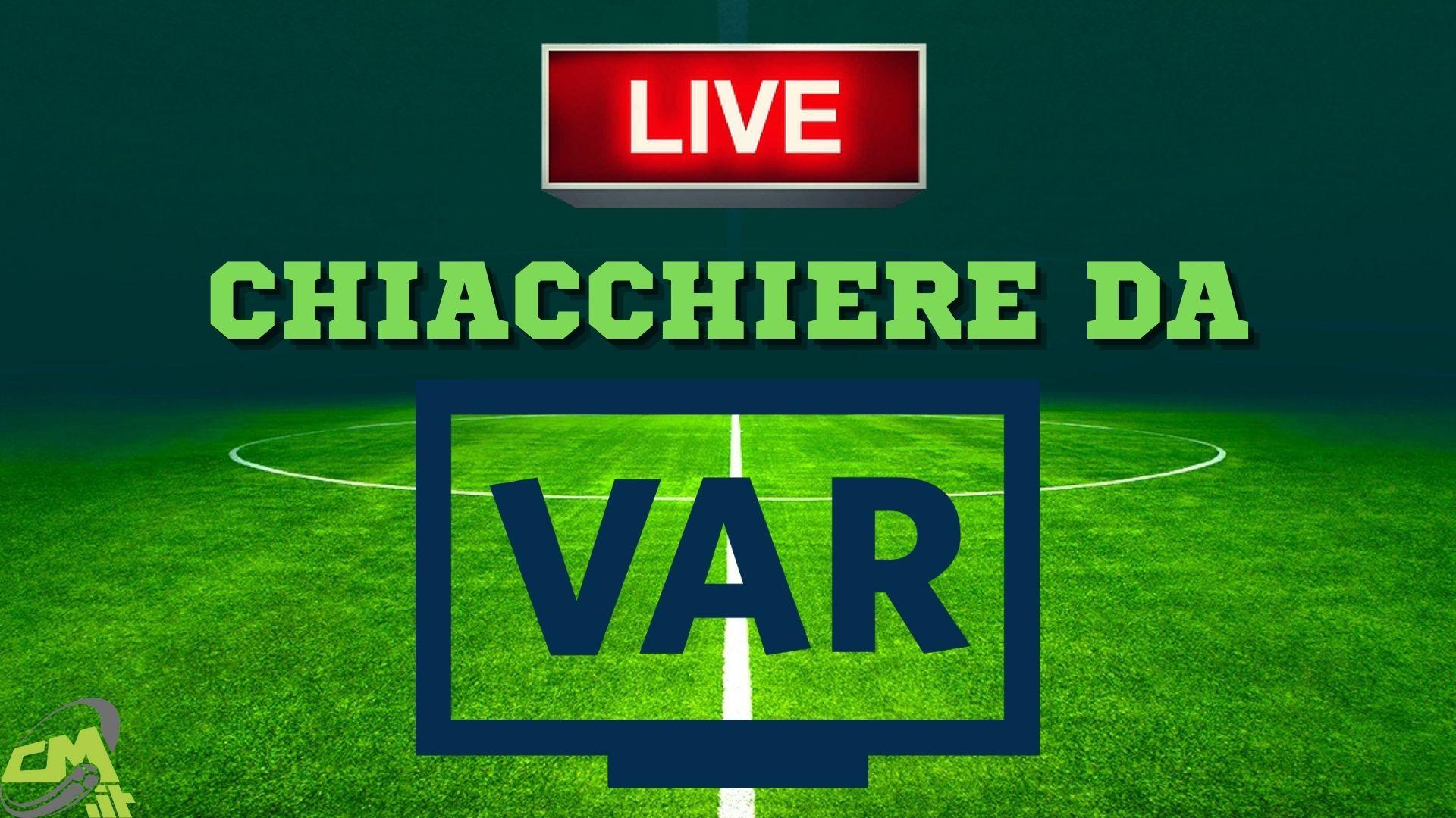 CMIT TV | Chiacchiere da VAR e speciale Serie A: segui la diretta delle 14!
