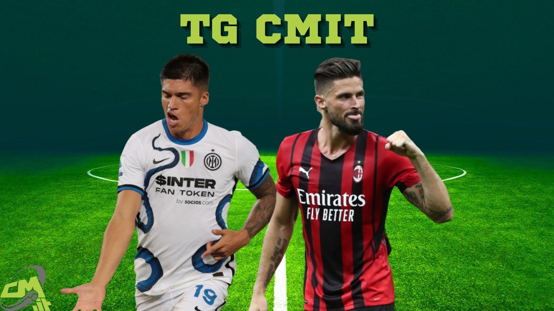 CMIT TV | TG mercato e Speciale Champions League: segui la diretta!