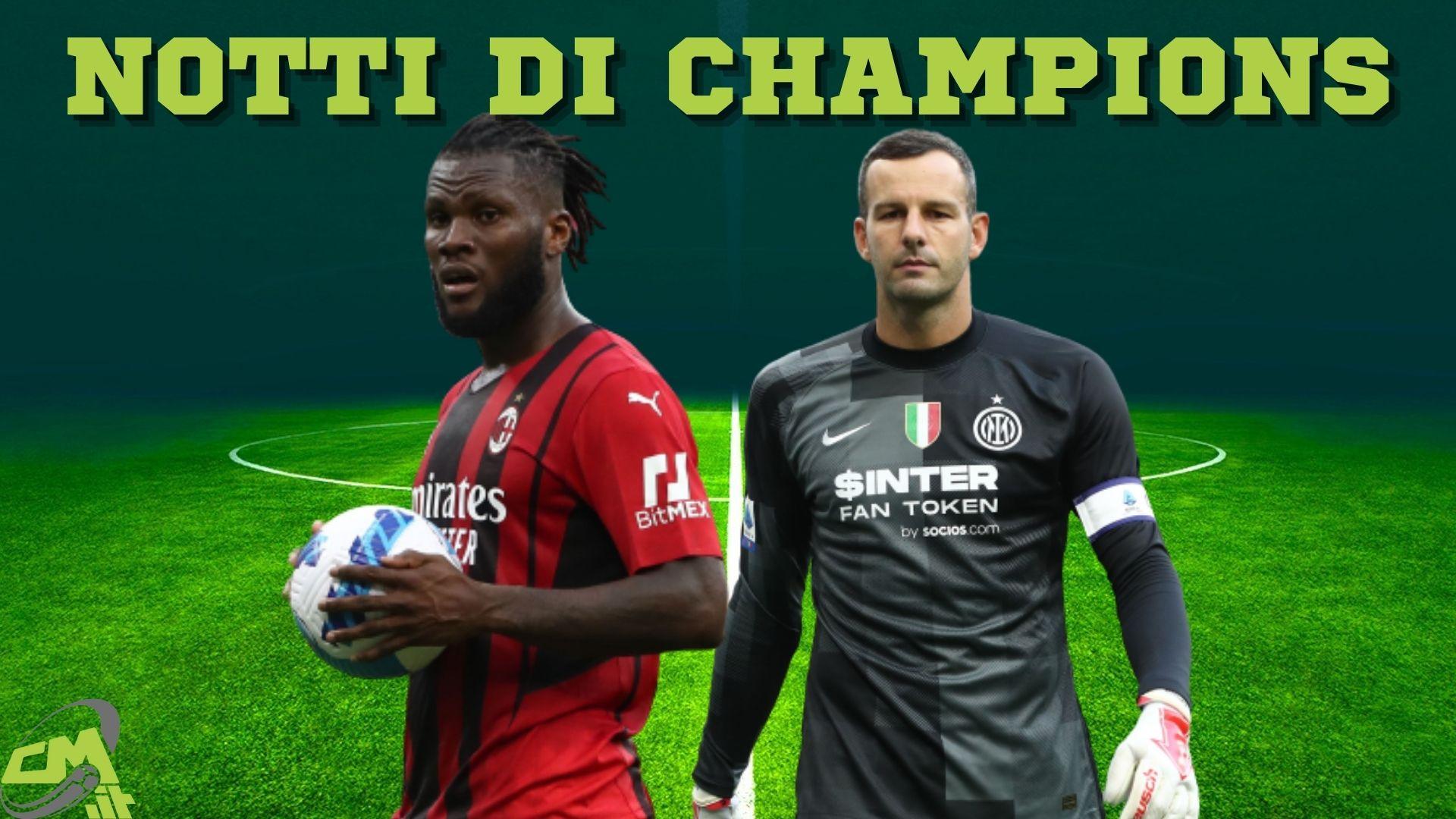 CMIT TV   Super LIVE Inter-Real Madrid e Liverpool-Milan: segui la diretta!